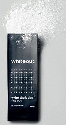 Whiteout White Chalk Plus. Fine Cut Plus+